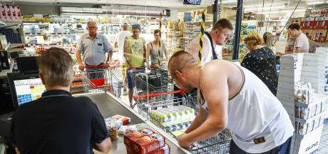 Supermarkt in Twente open, ondanks verbod veiligheidsregio
