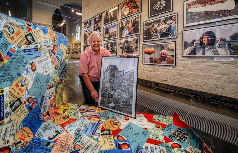 Patrick Holderbeke toont zijn mooiste foto's op een tentoonstelling.