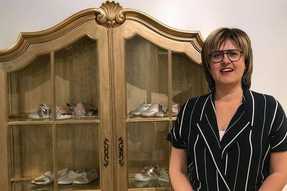 Op 13 februari gaan de deuren van de nieuwe winkel van Katleen Nagels open