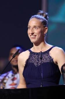 Waarom maakt Sari geen kans op titel Sportvrouw van het jaar?