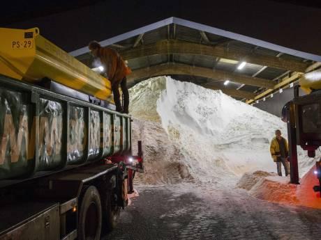 Moerdijks bedrijf spant geding aan om 'slecht strooizout' op wegen