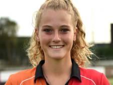 Hockeysters Oranje-Rood blijven ongeslagen na eenvoudige zege op Bloemendaal