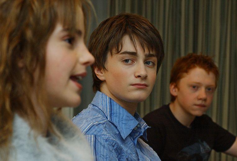 NAAR ARCHIEF: 15-11-2002 (J.V.)  De roodharige acteur was als elfjarige voor het eerst te zien als Ron en speelde in alle acht films over de magische wereld van Harry Potter.