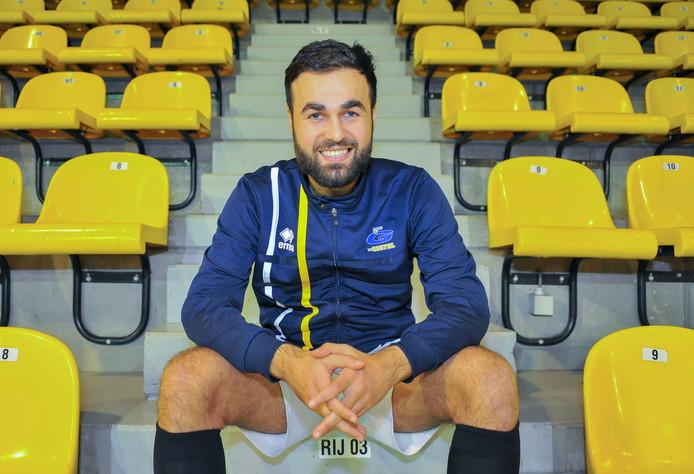 Voetballer Ibrahim Danisik keert terug bij Gestel Eindhoven