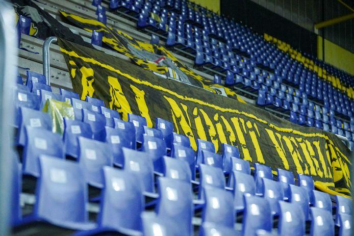 Het Rat Verlegh Stadion blijft vrijdag leeg.