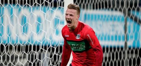 NEC-spits Druijf op tijd fit voor Jong Ajax; Bossaerts twijfelgeval