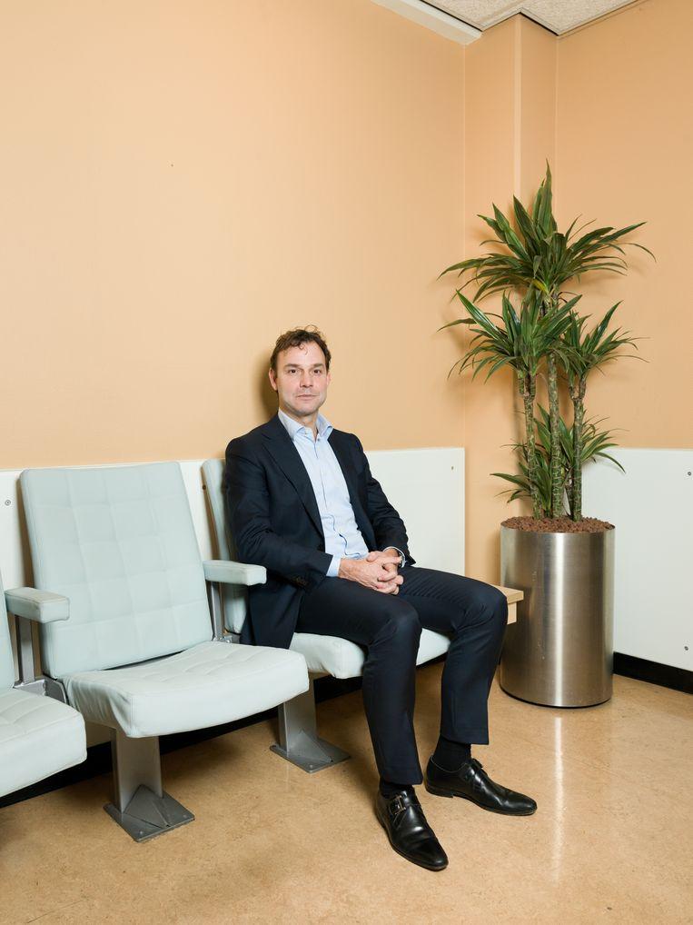 Maurice van den Bosch: 'De Amsterdammer denkt heel graag mee.'  Beeld Ivo van der Bent
