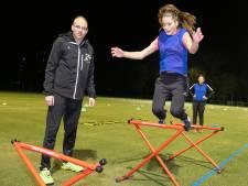 Eduard Vroomen houdt Zeeuwse sporters fit: 'Niets doen, is vragen om blessures'