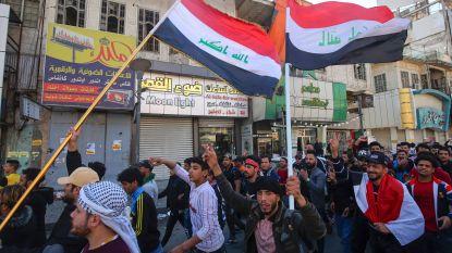 Protest tegen regering Irak kostte al bijna 550 mensenlevens