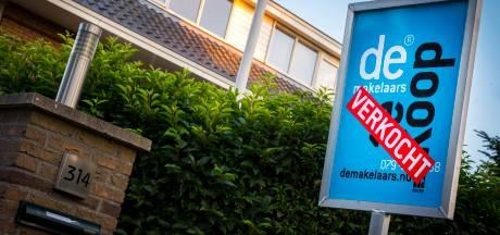 Nog nooit waren de huizenprijzen zó hoog