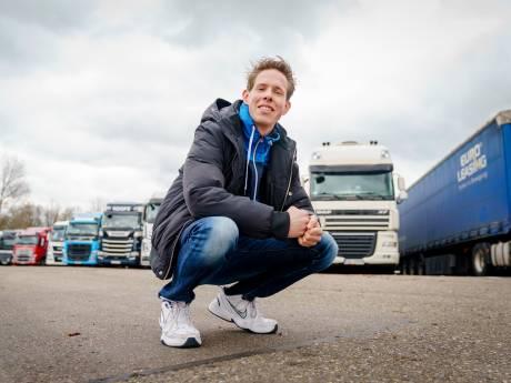 Bodegraafse trucker (25) zoekt sportieve man zonder baard