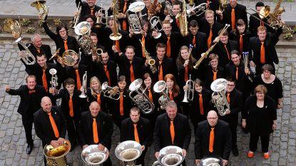 Fanfareorkest Brass-aux-Saxes is Vlaams kampioen