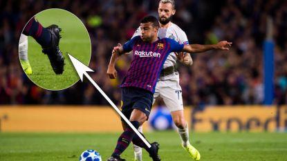 Adidas sleept Barcelona-ster Rafinha voor de rechter
