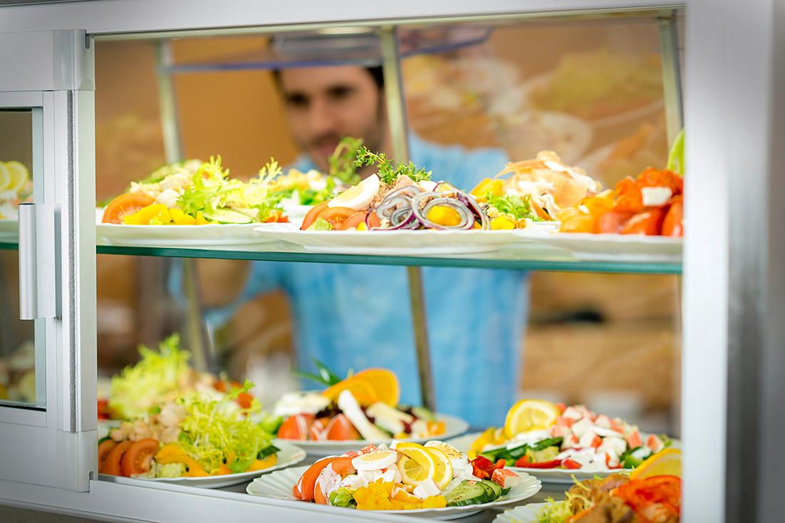 Foto ter illustratie. Voor Eet Geen Dierendag serveren de bedrijfsrestaurants van zo'n 60 Nederlandse bedrijven vandaag alleen vegetarische gerechten.