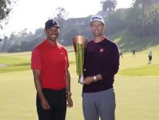Adam Scott wint thuistoernooi Tiger Woods