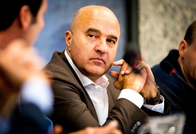Misdaadverslaggever John van den Heuvel, die al langer door criminelen wordt bedreigd, zou het doelwit zijn van Yassine A. Beeld ANP