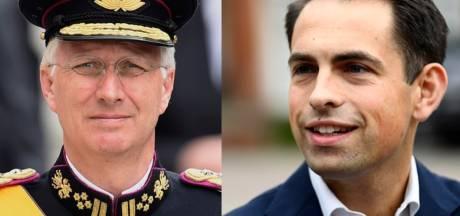 """Le Roi recevra-t-il le Vlaams Belang? """"Pas de commentaire"""", réagit le palais"""