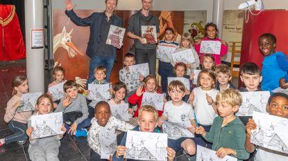 'Maarten en de magie van de mantel': expo en kinderboek vertellen uitzonderlijke verhaal van Sint-Maarten