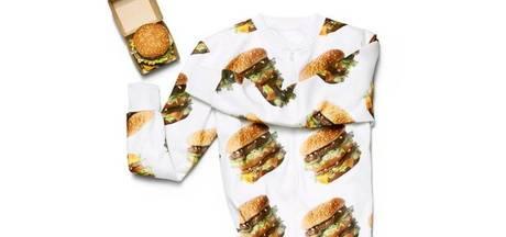 McDonalds komt met hele tijdelijke kledinglijn