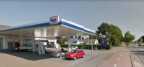 Overval op tankstation Argos Leerdam