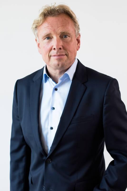 Hoofdredacteur Paul van den Bosch