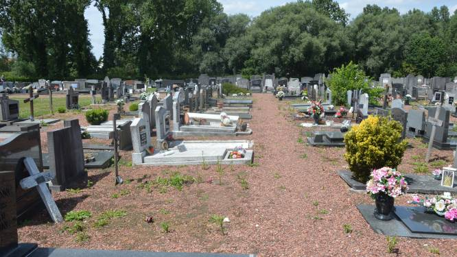 Ontruimingen op begraafplaatsen gaan op 1 juni van start
