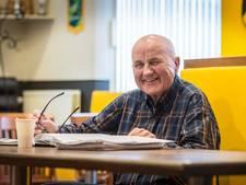 Piet Aarts (77) blijft voor altijd jong bij NAC: 'Laat mij maar lekker doorhobbelen'