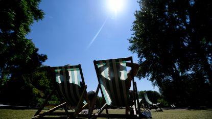 Opnieuw tropisch warm vandaag en morgen