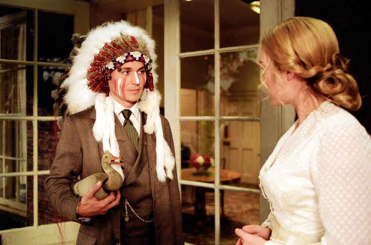Johnny Depp in 'Finding Neverland'.