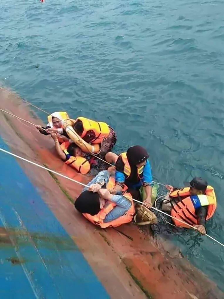 Begin juli kwamen nog meer dan 160 opvarenden om het leven na een ongeval met een ferry.