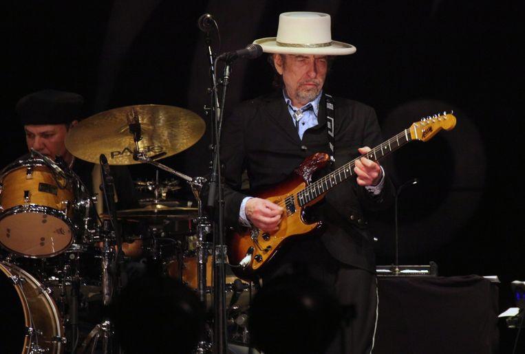 Bob Dylan in 2011. Beeld epa
