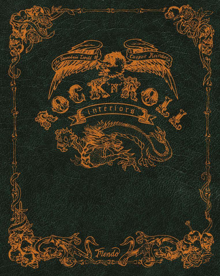 Het nieuwe boek Rock 'n' Roll Interiors van Casper Reinders is naast een bloemlezing van zijn überhippe uitgaansgelegenheden ook een weelderig inspiratieboek. Beeld null