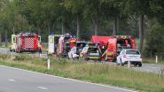 Dode en zwaargewonden na crash op Ringlaan Maaseik