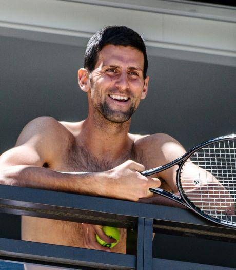 Zware loting voor Djokovic op ATP Cup: met Servië tegen Duitsland