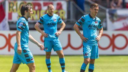 Stijn Wuytens laat met AZ Europees ticket glippen na spectaculaire remonte van Utrecht