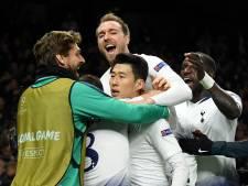 Spurs koestert Son, maar vreest einde seizoen Kane: 'We bleven erin geloven'