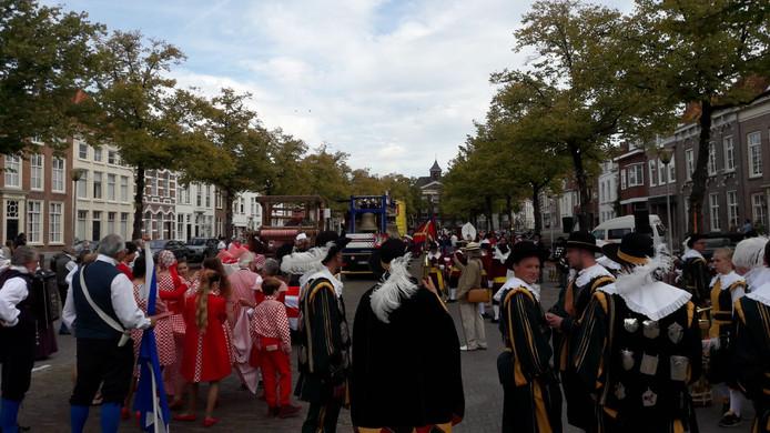 Brabant Stoet trekt door centrum Bergen op Zoom