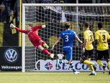 Keeper Boer behoedt zwak PEC Zwolle voor nederlaag in De Koel