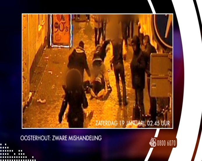 Zware mishandeling in het uitgaansleven in Oosterhout