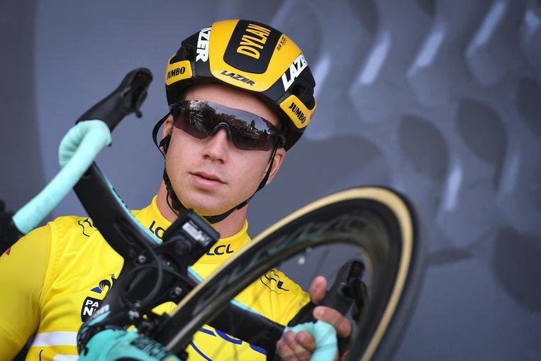 Dylan Groenewegen, draagt hij als eerste Nederlander sinds Erik Breukink in 1989 weer een gele trui? Beeld BELGA