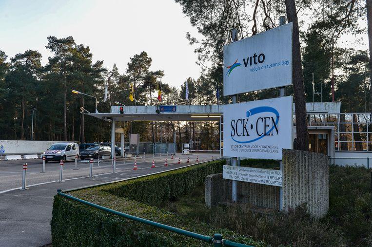 Het Studiecentrum voor Kernenergie (SCK) in Mol . Tegen 2022 moet er een recyclage-installatie gebouwd zijn die radioactief medisch afval recycleert.