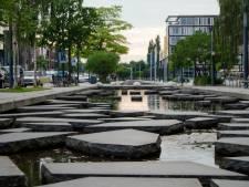 Fietsverbod langs Roombeek in Enschede
