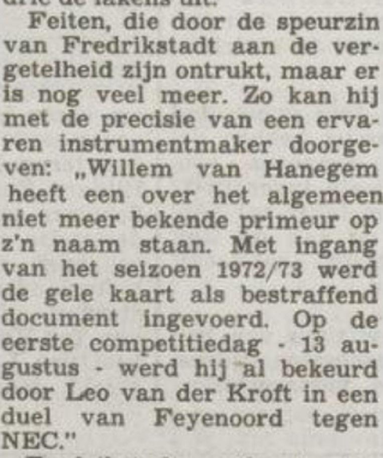 Het Vrije Volk (23-08-1986) Beeld Archief