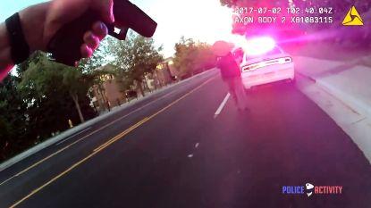 Schokkende beelden tonen hoe politie tiener met mes doodschiet na 36 waarschuwingen