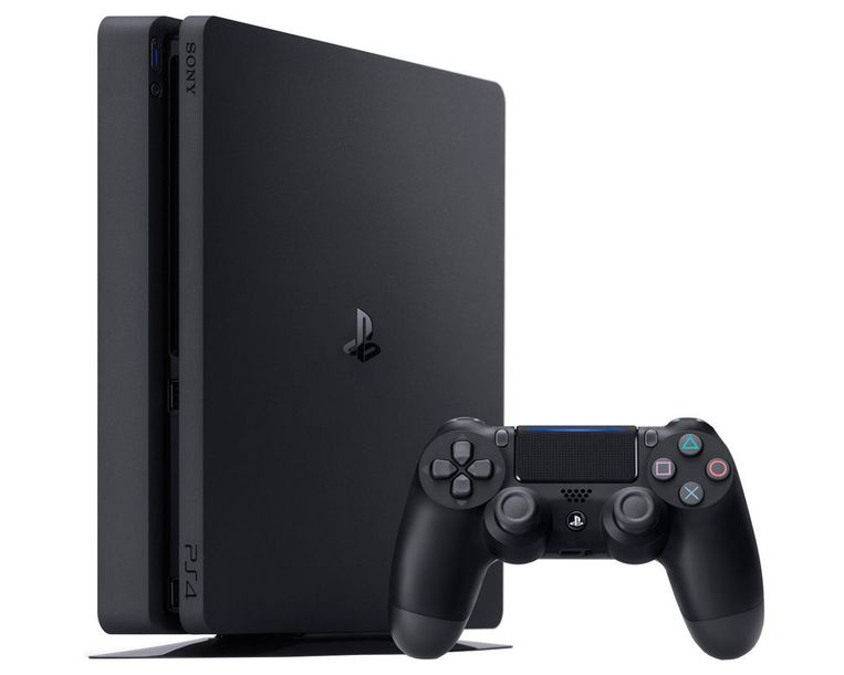 Sony PlayStation 4 Slim 500GB Zwart