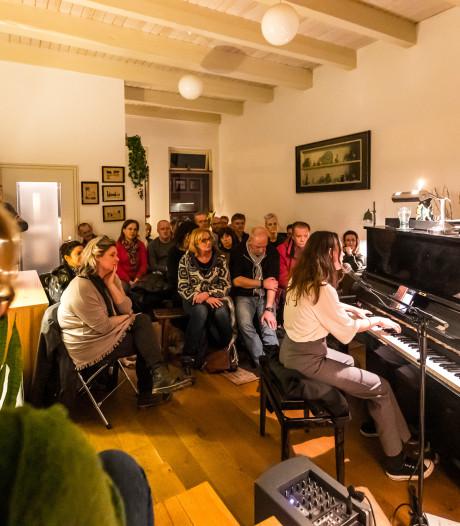 Warme huiskamers in Harderwijk tijdens Donkere Dagen Festival
