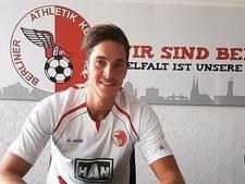 'LinkedIn-voetballer' Linthorst aan de slag in Duitsland