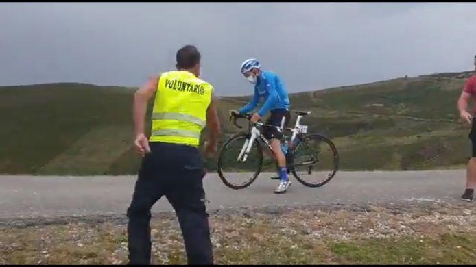 Une descente aussi compliquée que la montée pour les coureurs du Tour de Burgos?