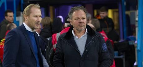 De Graafschap-trainer De Jong wanhoopt niet: 'Er komt zeker versterking'