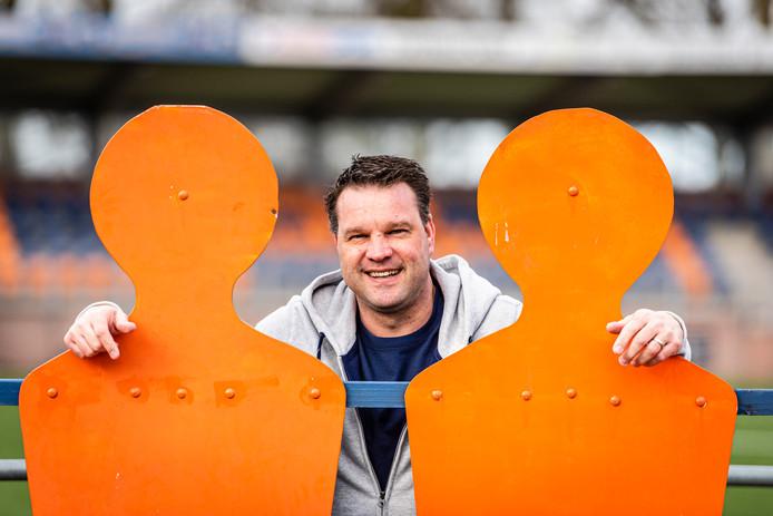 Martijn van Dalen is de nieuwe voorzitter voetbalclub Alphia. Hij doet het niet alleen, benadrukt hij.